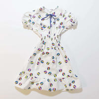70s dots one piece (dead stock)