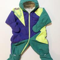 90s petite poucet snowsuit