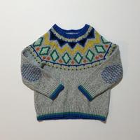 grey knits