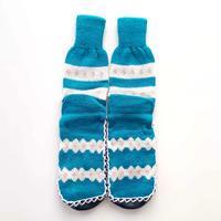 knitting booties (dead stock)