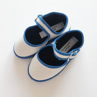 Sciuscià BABY&KIDS shoes_WHITE CANVAS