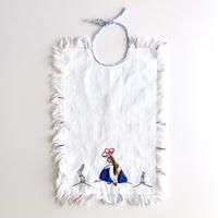 embroidery bib