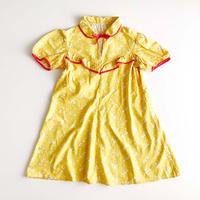 60s cherry dress