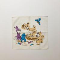children handkerchief_animals