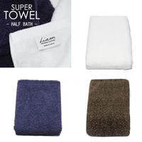 """Super Towel ハーフ バスタオル """"Ruth"""""""