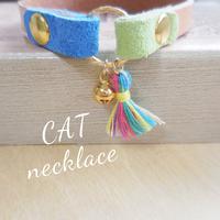 ★お猫様の首輪★