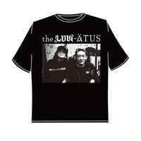 the LOW-ATUS 顔Tシャツ