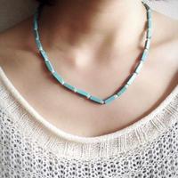 Lariatta 『Turquoise - cube & Parl』