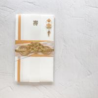 和紙かさねご祝儀袋 帯(金)