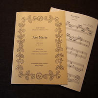 HARP PIECES No.2 [Ave Maria]