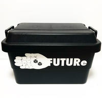 [FUTURe] Container box Black 50L