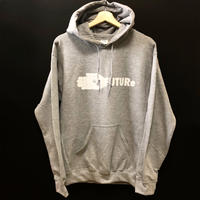 [FUTURe] Hooded sweatshirt  size : S,M,L,XL / sport grey