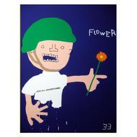 [ flower orange gerbera ] 2010