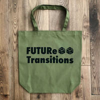 [FUTURe Transitions]Olive / Market Bag(Large)