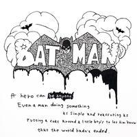 【BAT MAN】