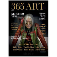 365Art+ Yuri Keiichiro. Vol 1 .☆着払い料金有り