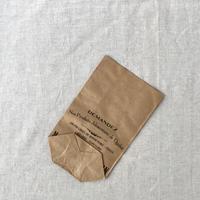 【フランス】ヴィンテージ紙袋/底マチ/筋入りハトロン/17×12