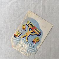 【イギリス】ヴィンテージ紙袋/底マチ/MACARONI