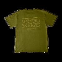 三吉Tシャツ(カーキ)