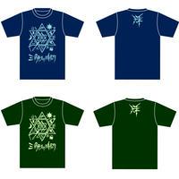六芒星Tシャツ