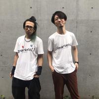 閃光のロゴTシャツ