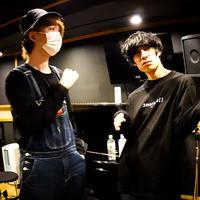 ロンT(黒)