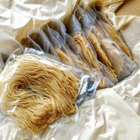 3pmの無農薬漢方栽培米で作った半生米粉麺10袋 簡易包装(玄米麺) *翌週の木・金曜日発送*ラストオーダー日曜日24時まで