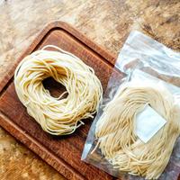 3pmの無農薬漢方栽培米で作った半生米粉麺(玄米麺)(白米麺)*次回発送 1月29日(金)