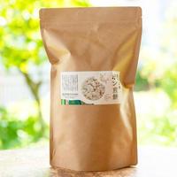 3pmの無農薬漢方栽培米で作った玄米ポン煎餅(大袋)*次回発送 1月29日(金)