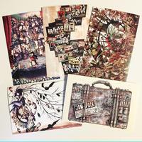ポストカード5枚セット(夢魔おろし、夜おろし、トランク他)