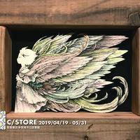 【C/STORE】at 蔦屋書店 多賀城市立図書館(2019年4月〜5月)DM郵送お申し込み専用欄