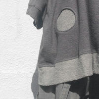 【web限定】太陽しずむカットソー 3ws-011 B.brown