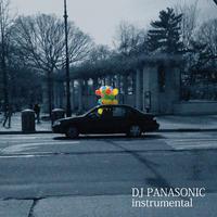 DJ PANASONIC [instrumental] CD-R
