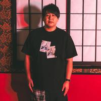 渋谷怪談夜会×42×ぁみ Ghost pictures T-shirts