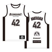 ANATASHIA×横浜B-CORSAIRS バスケットユニフォーム