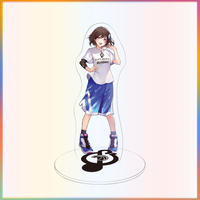 RIOT MUSIC×横浜ビー・コルセアーズ アクリルスタンド(道明寺ここあ)