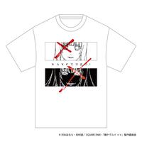 SOLOMON×賭ケグルイ××「蛇喰夢子 T-Shirts」(WHT)