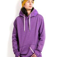43DEGREES ロングパーカー Purple
