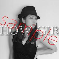 「SHOW GIRL」ダウンロードカード