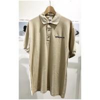 JOHN DOE /  SS polo shirt  #Beige