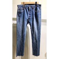 "OLDPARK  / Slit Jeans  #Blue ""B"" / size:L"