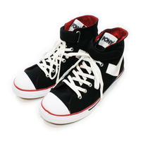 PONY / Hi - cut sneaker with strap