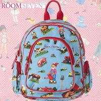 Room Sevenの小人とファームアニマル柄リュックサック(子供用)
