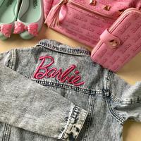 Barbie 60周年デニムジャケット ♡ バービー