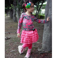 USA発☆Ooh! La, La! Coutureのエトワール柄チュチュワンピ Etoile Print Dress