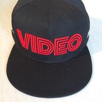 VIDEO CAP (BLK)