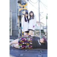 DJ後藤まりこパーカー2020