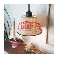 Travel Coffee Pendant Lamp 【SMALL】