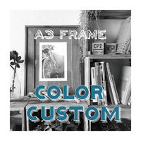 Drift Frame Color Custom【 A3 】