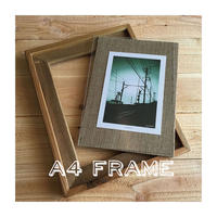 Drift Frame【 A4 / GOLDEN OAK 】